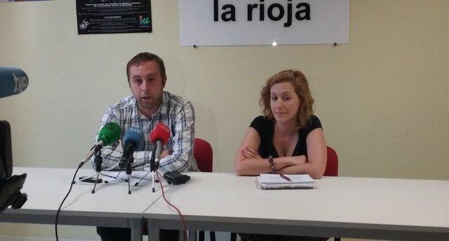 Candidatos de Unidos Podemos