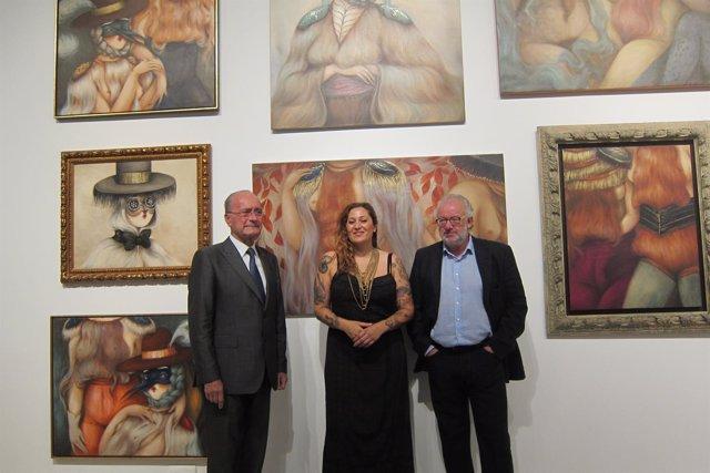 De la Torre, Miss Van, Fernando Francés