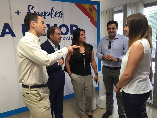 Tedoro García con presidentes  ATA y autónomas