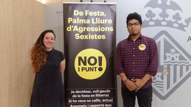 Presentación campaña No y punto