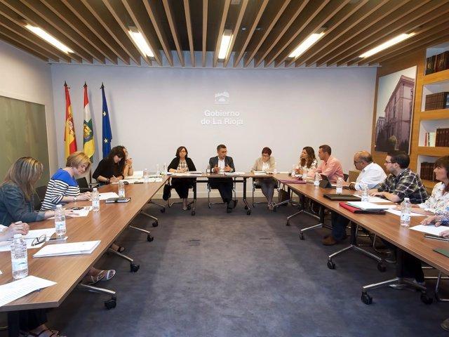 Consejo Riojano de Servicios Sociales