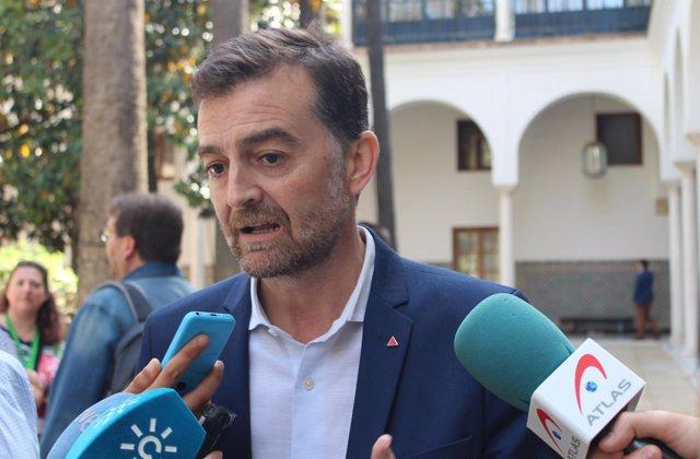 Antonio Maíllo.