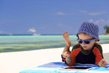 Internet y niños en vacaciones: ¿barra libre de pantallas?