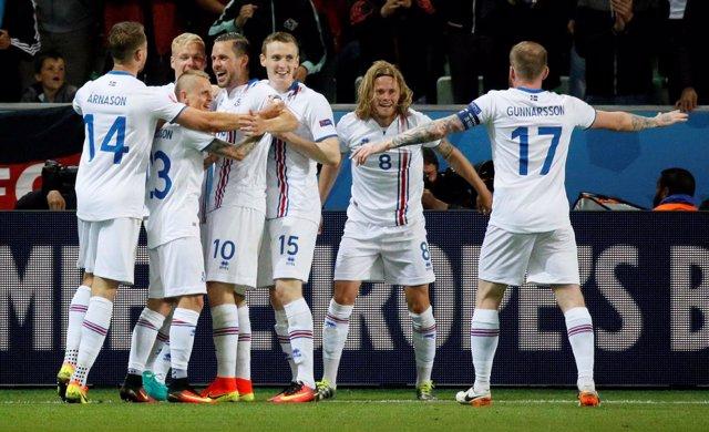 Islandia Eurocopa