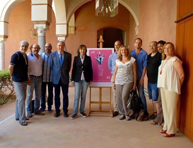Presentación de la 33º edición de la Feria de Teatro de Palma