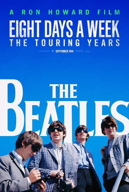 Tráiler de la nueva película sobre The Beatles, dirigida por Ron Howard