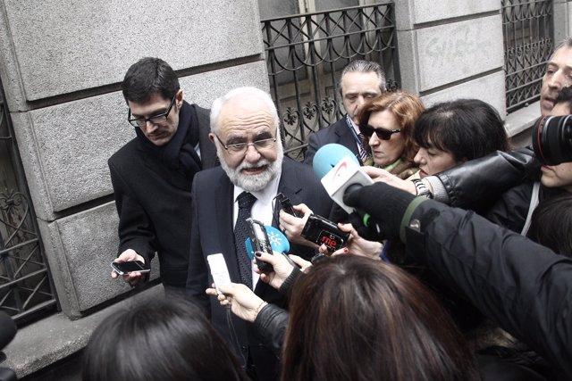 Juan Cotino en imagen de archivo