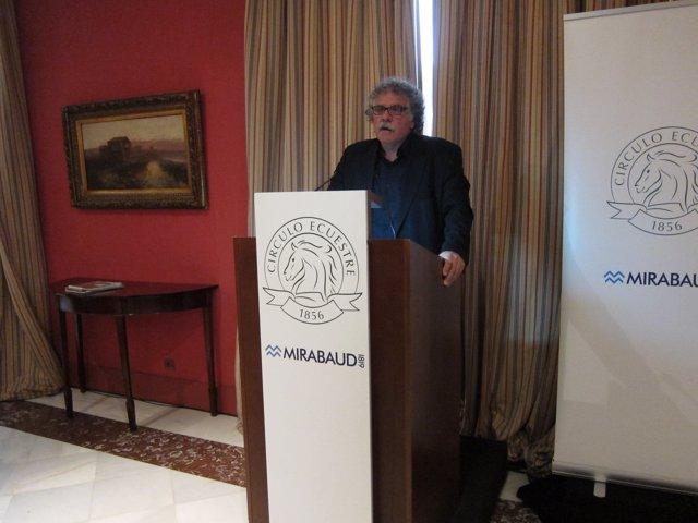 El portavoz de ERC en el Congreso, Joan Tardà