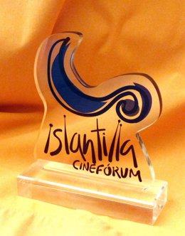 Premio del Festival de cine de Islantilla.