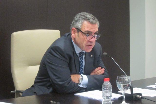 Daniel de Alfonso, director de la OAC