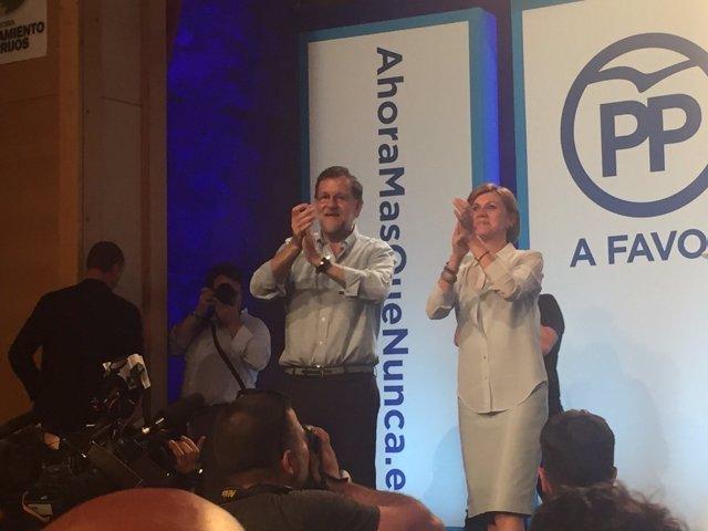 Rajoy en Torrijos