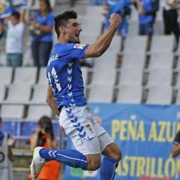 Borja Valle deja el Oviedo y ficha por el Deportivo