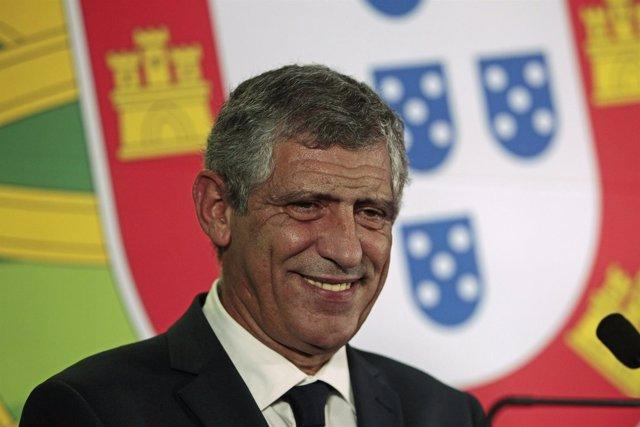 Fernando Santos, nuevo seleccionador de Portugal