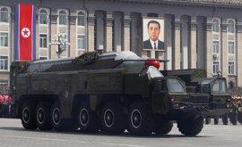 Washington y Seúl condenan el lanzamiento de Pyongyang de dos misiles balísticos