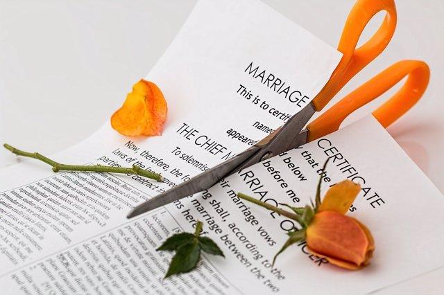 35 Años De La Ley De Divorcio En España