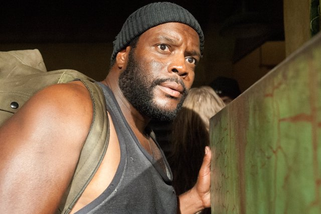 Chad Coleman es Tyreese en The Walking Dead