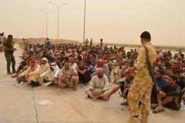 La ONU dice tener información adicional sobre abusos contra personas huidas de Faluya