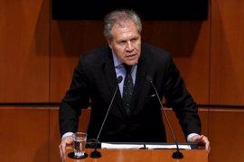 """La OEA describe como un """"paso trascendental"""" el acuerdo de paz entre Colombia y las FARC"""