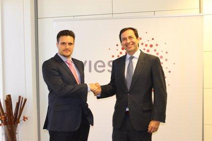 Viesgo se alía con Ezzing para lanzar un sistema de gestión digital de energía solar