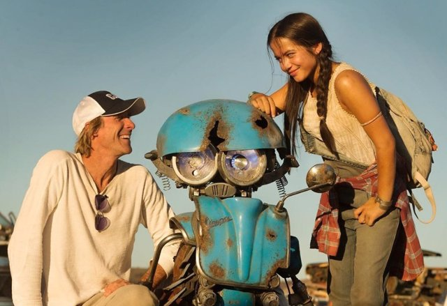 Michael Bay en Transformers 5