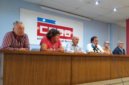 """CC.OO y UGT demandan """"de manera urgente"""" la puesta en marcha de un plan industrial para Navantia"""