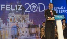Rajoy, Iglesias y Rivera cierran campaña en Madrid y Sánchez en Sevilla con Susana Díaz