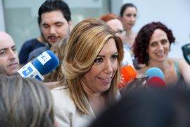 """Susana Díaz: Cañamero """"quita la máscara a Iglesias y confirma su odio al PSOE"""""""