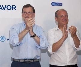"""Rajoy admite que son unas elecciones de """"resultado incierto"""""""