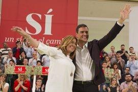 Díaz, Marín, Rodríguez y Maíllo cierran la campaña en Sevilla y Moreno, en Málaga