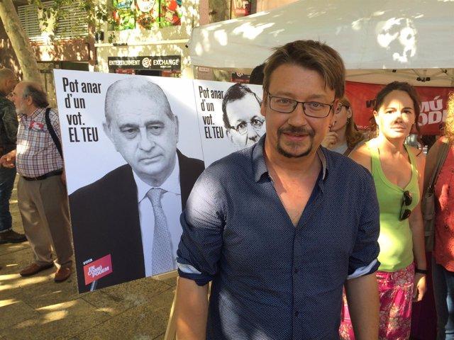 Xavier Domènech, ECP