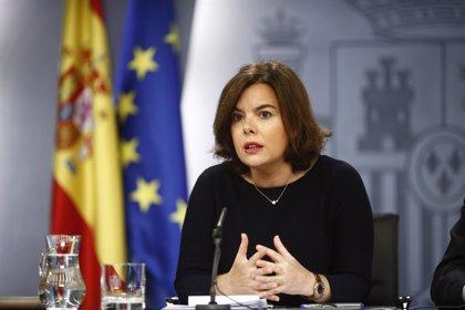 """El Gobierno español lanza un mensaje de tranquilidad porque la economía está """"saneada"""""""