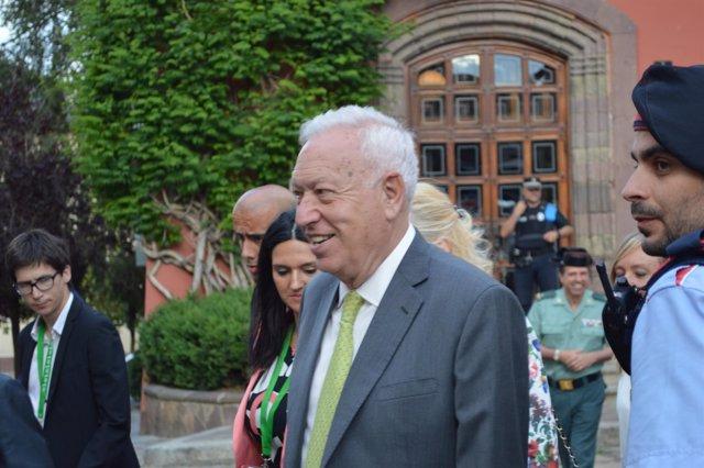 Ministro José Manuel García-Margallo