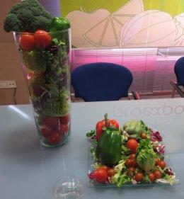 Verduras Y Hortalizas De La Región De Murcia