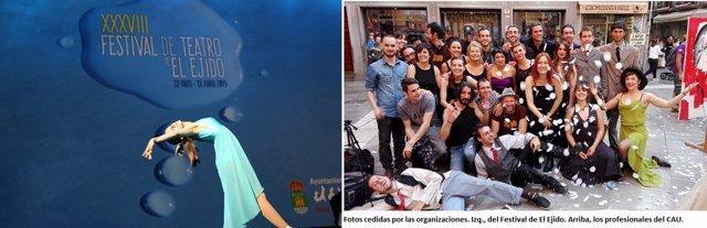 Galardonados con los Premios Lorca del Teatro Andaluz