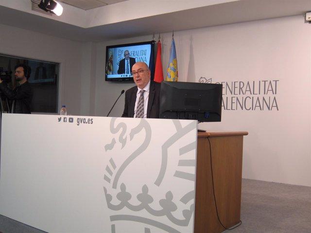 Manuel Alcaraz en imagen de archivo