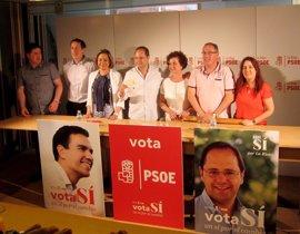 """Luena (PSOE) pide """"reflexión"""" ante """"propuestas populistas"""" que derivan en """"rupturismo"""""""