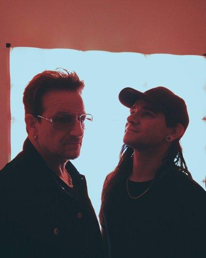 ¿Están U2 trabajando con Skrillex en nuevas canciones?