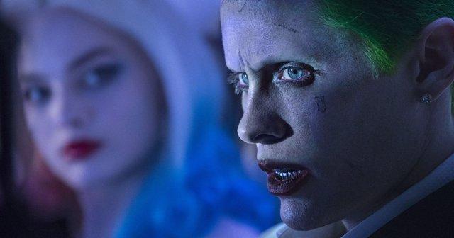 El Joker y Harley Quinn Escuadrón Suicida