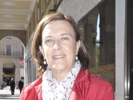 """Inés Ayala (PSOE) llama a construir """"más Europa"""" frente al discurso """"del miedo"""""""