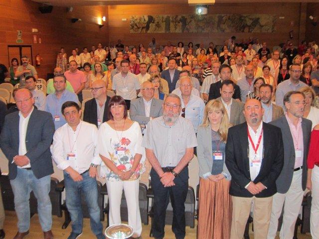 Apertura del Congreso Ordinario de UGT Jaén