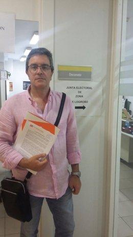 C's presenta denuncia ante la Junta Electoral la propaganda del PP
