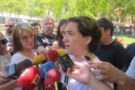"""Ada Colau: El PSOE usa """"la excusa del Brexit"""" para justificar una gran coalición"""