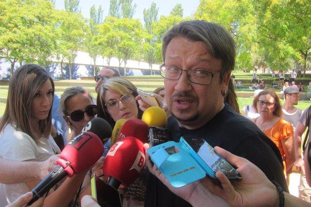 Xavier Domènech (ECP)