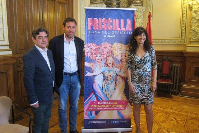 Presentación de la nueva programación del Teatro Calderón