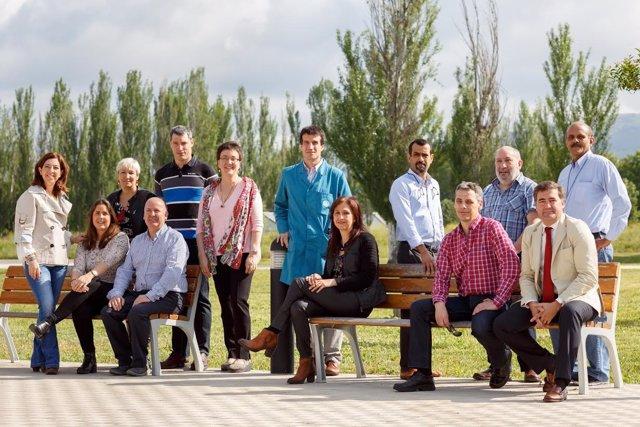 Volkswagen Navarra apoya cinco proyectos sociales.