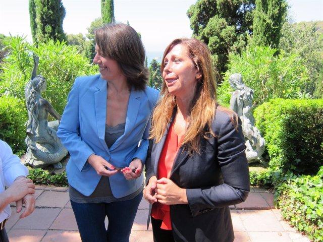 Concepció Veray, Alícia Sánchez-Camacho, PP