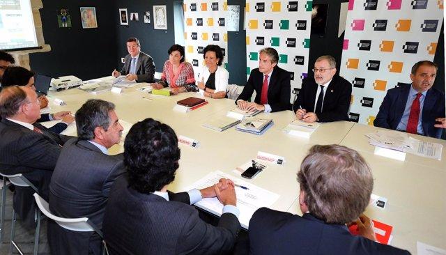 Reunión del Patronato de la FSC