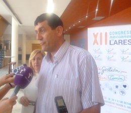 José Manuel Llario, presidente de Acescam