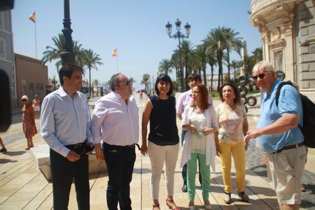 González Veracruz en Cartagena