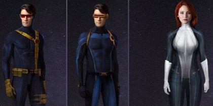 Así pudieron ser Mística y Cíclope en X-Men: Apocalypse